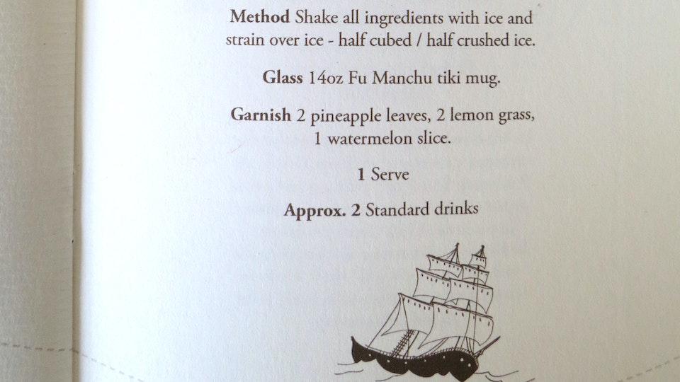 Diageo Recipe Book