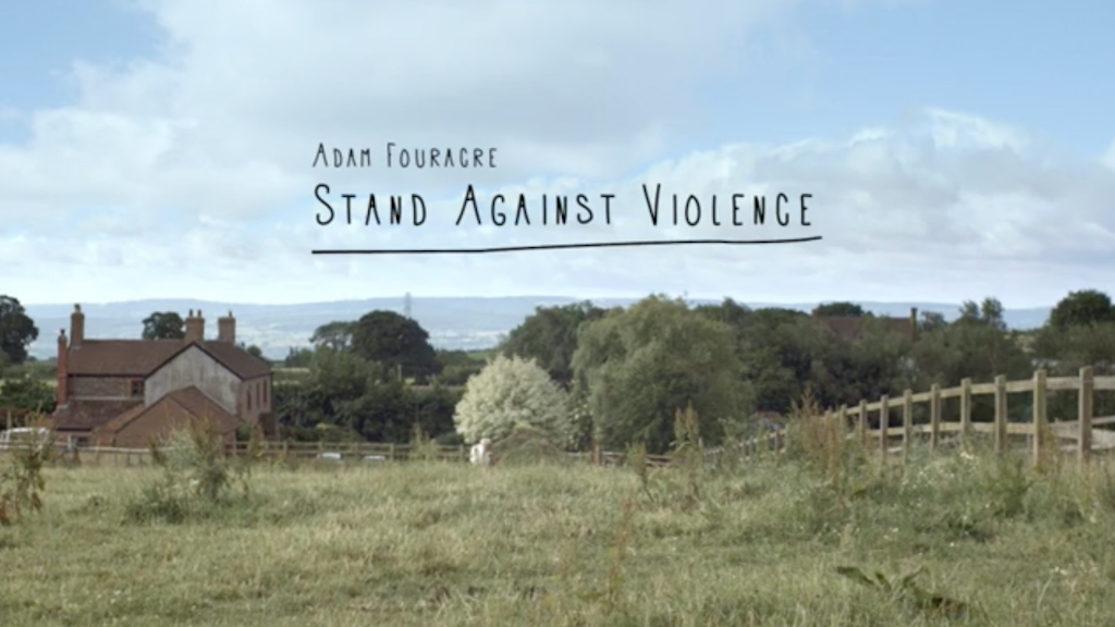 O2 - Think Big: Stand Against Violence