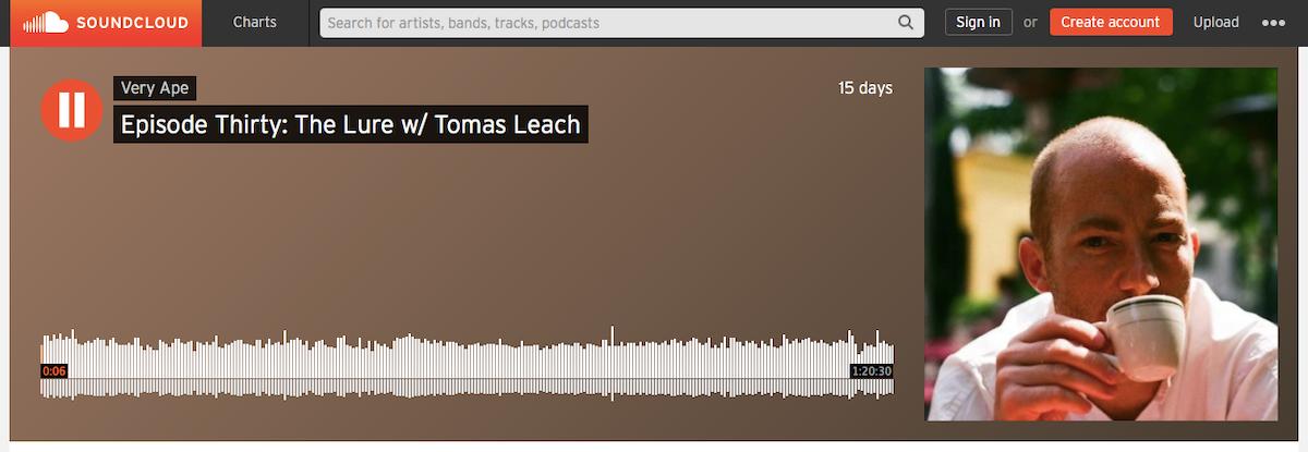 Podcast w/ Sean Dunne