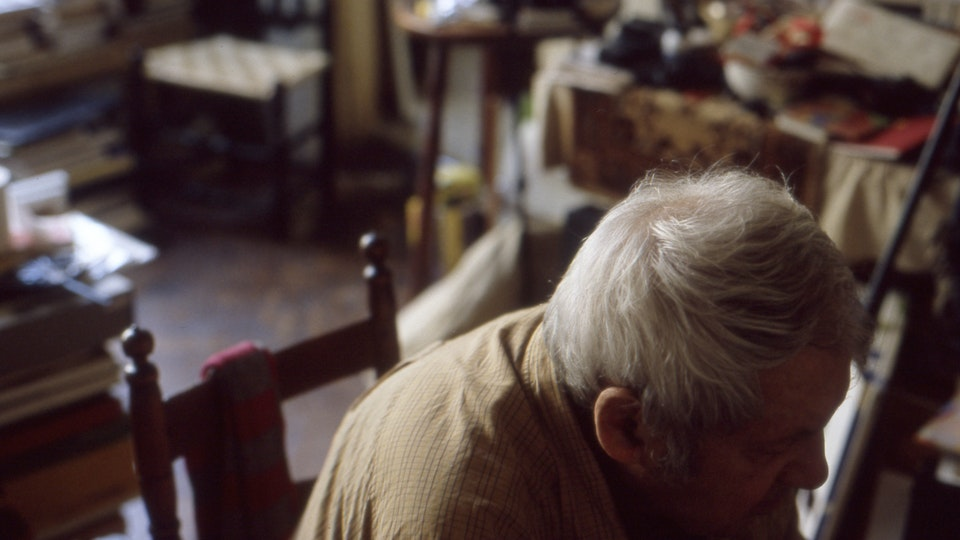 In No Great Hurry - 13 Lessons in Life with Saul Leiter -