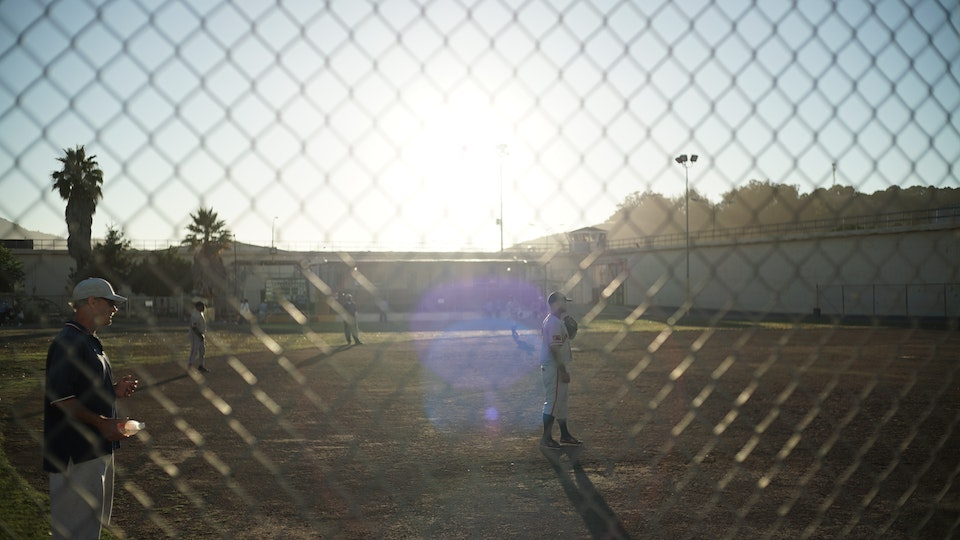 Religion of Sports : 'Through The Darkness' -