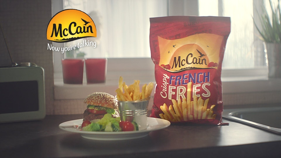 McCain: Crispy French Fries