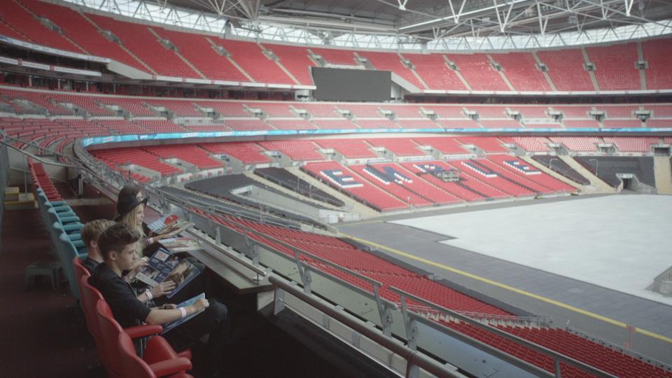 Vodafone - First Stadium Show