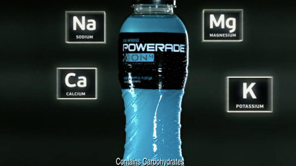 Powerade - Keep Sweating