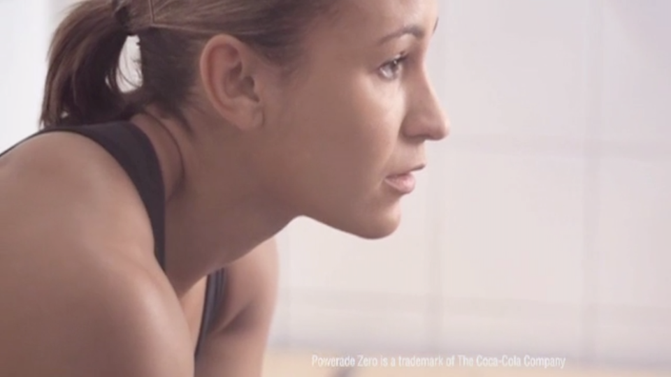 Powerade - Sweat test