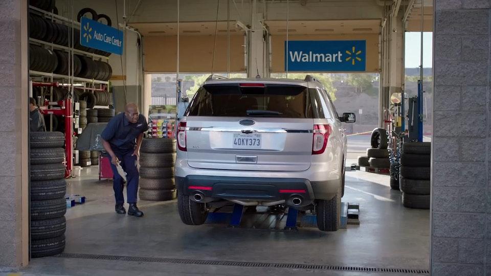 Walmart - Drive