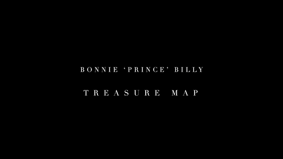 Treasure Map - Bonnie 'Prince' Billy -