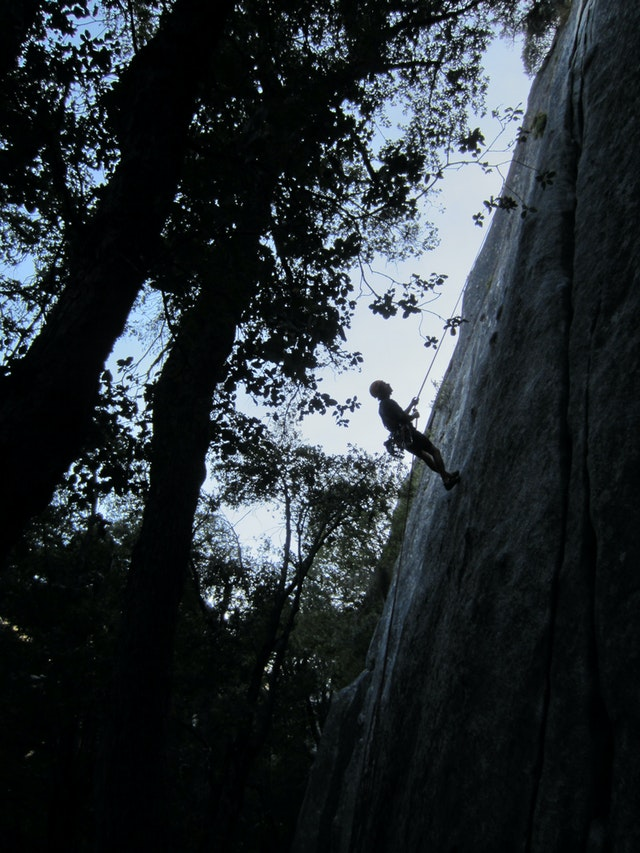 Camp 4 Wall