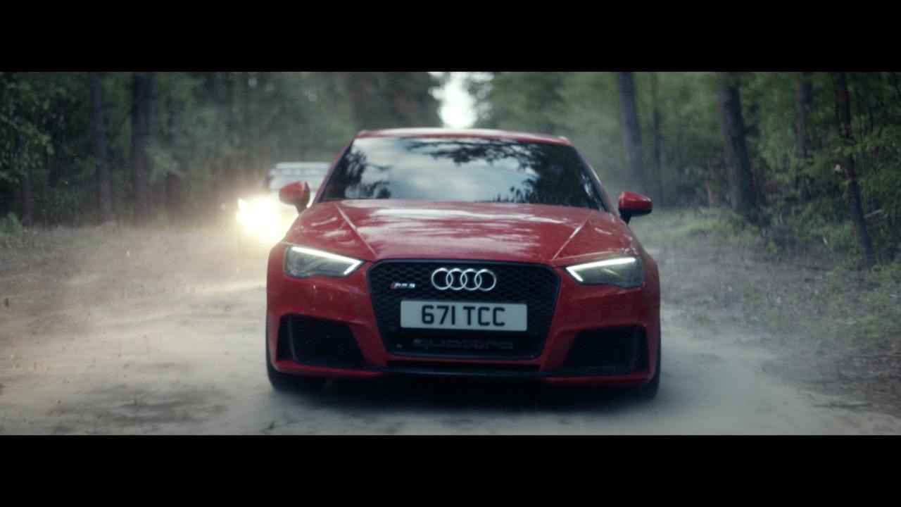 """Audi RS3 - """"Rally'"""