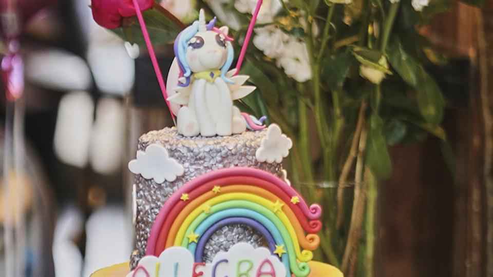 ALLEGRA'S 6th BIRTHDAY PARTY