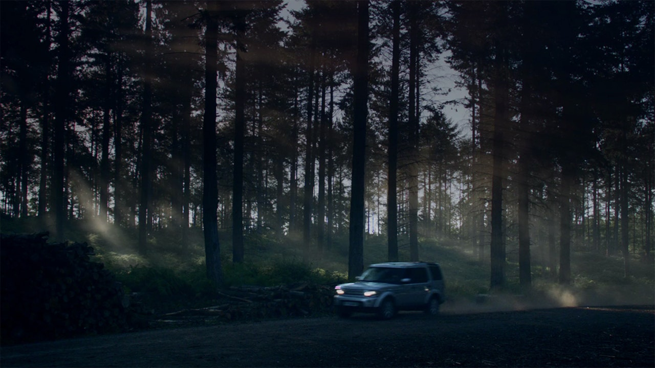 LAND ROVER | IDENTS