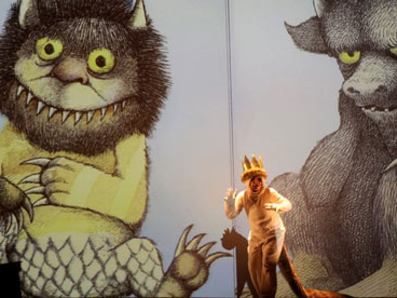 Where the Wild Things Are 008