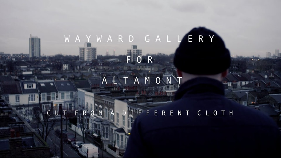 ALTAMONT 'WAYWARD GALLERY'