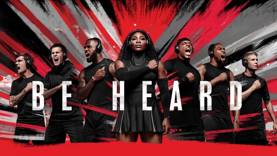 Beats - 'Be Heard'
