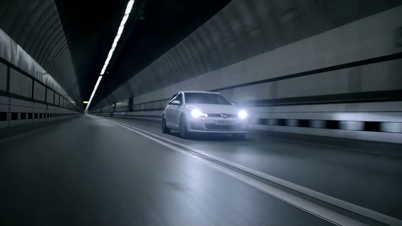 VW GTi - 'Play the Road'