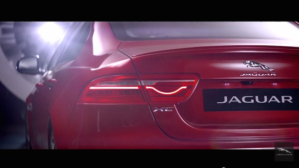 Jaguar XE - 'Blow Away the Grey'