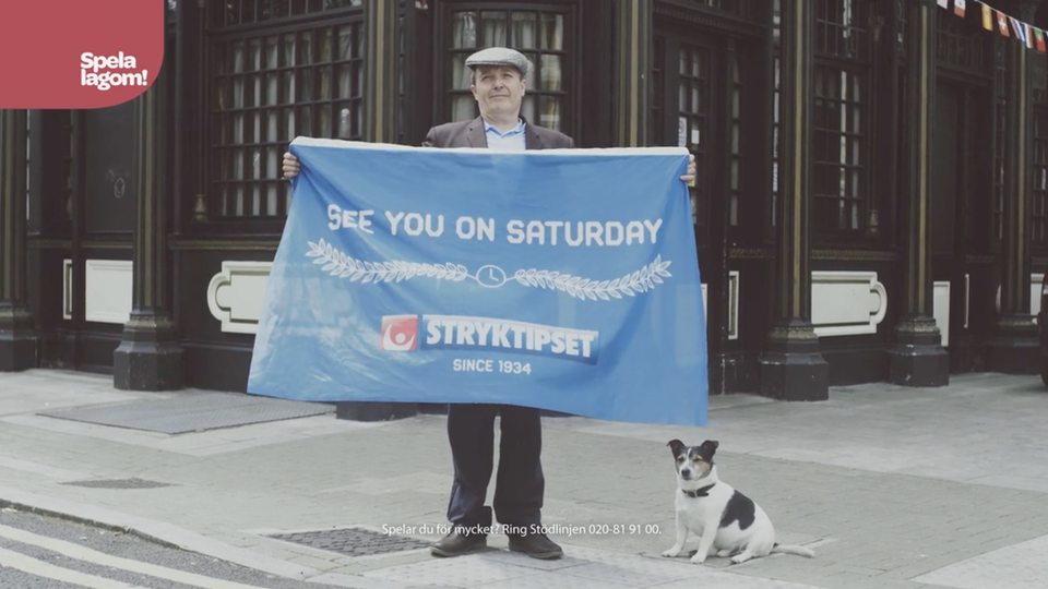 Stryktipset - 'See you on Saturday'