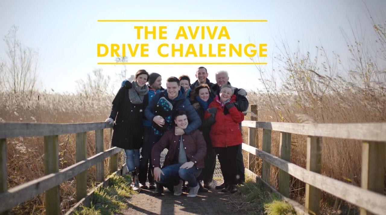 Aviva - 'The Aviva Drive Challenge'