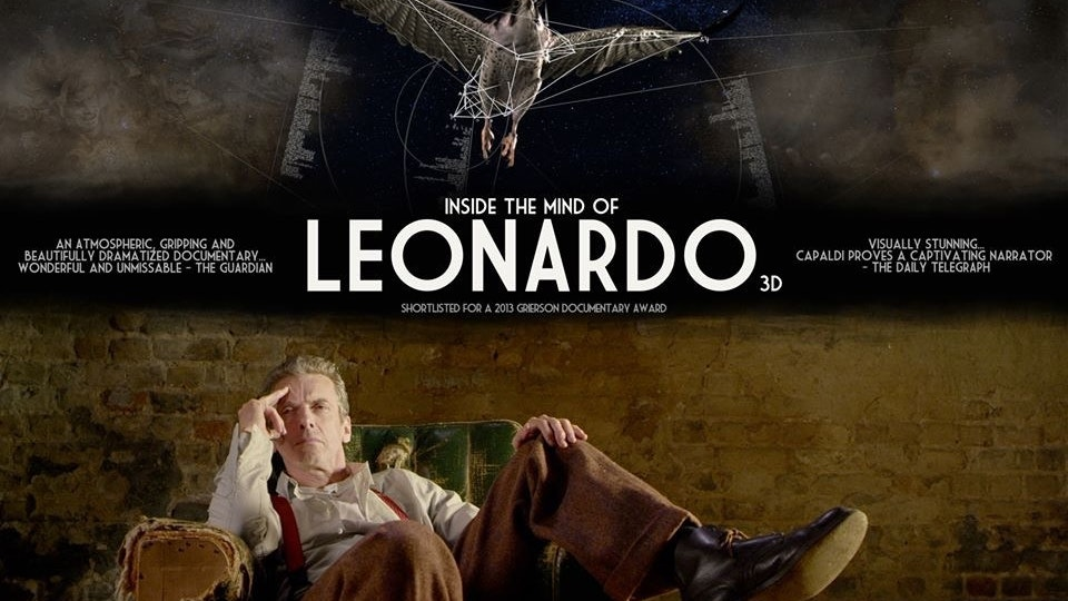 Matthew J Smith - Inside The Mind Of Leonardo