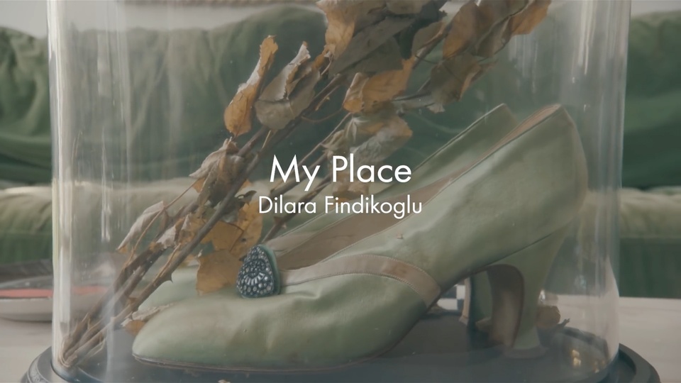 Matthew J Smith - My Place x 4 // Barbara Anastacio // Nowness
