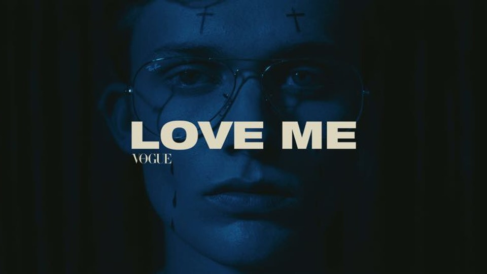 Matthew J Smith - Love Me // Ray Ban // Vogue Italia