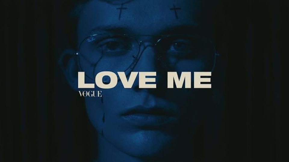 Matthew J Smith - Love Me // Ray Ban // Vogue Italia