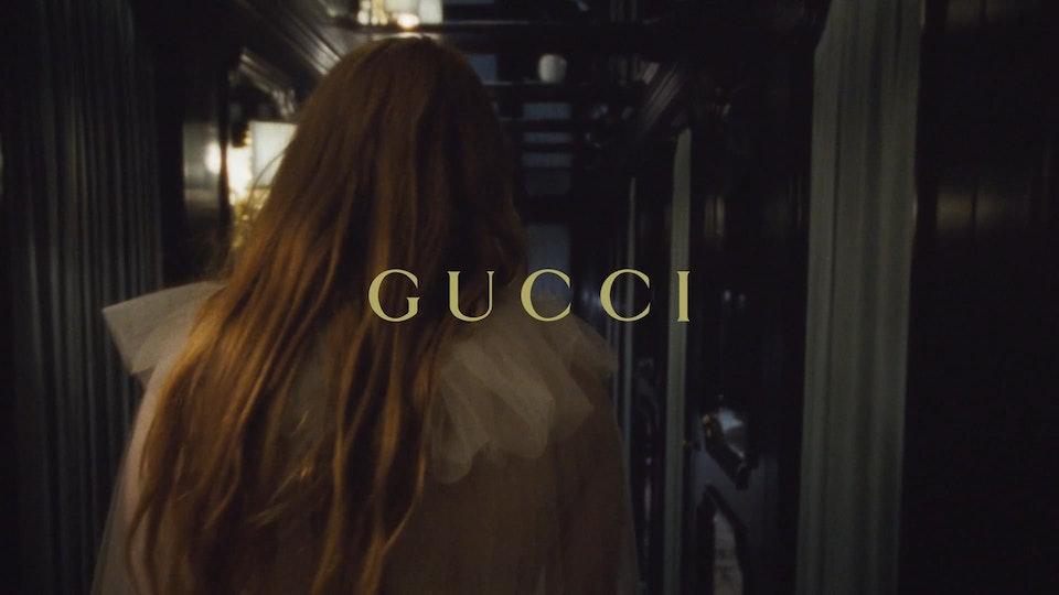 Matthew J Smith - Gucci - Florence - 60 sec