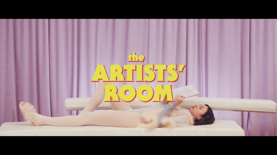 Matthew J Smith - The Artists' Room