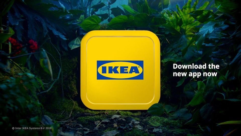 Ikea - Tiniest Store x 3 Tiny films IKEA - SHOWROOM