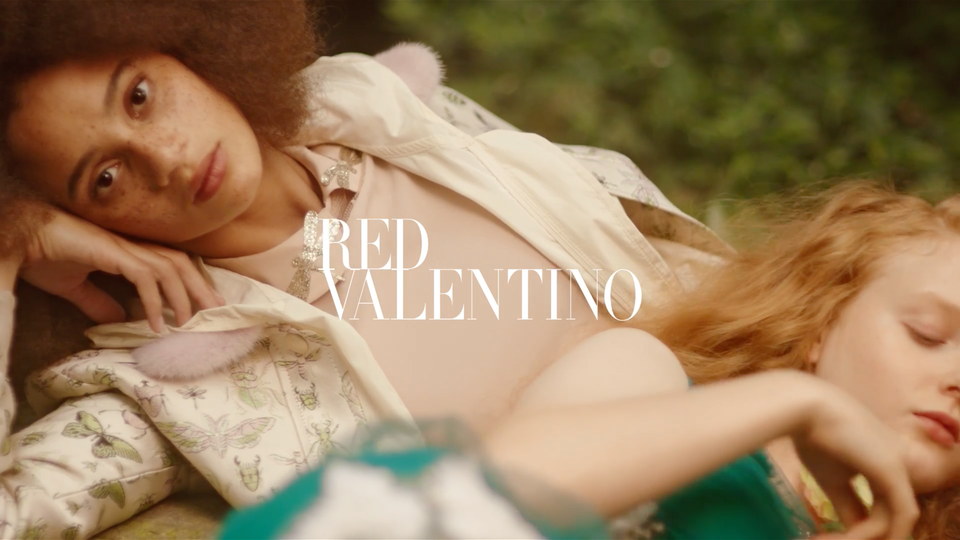 Matthew J Smith - Valentino Red