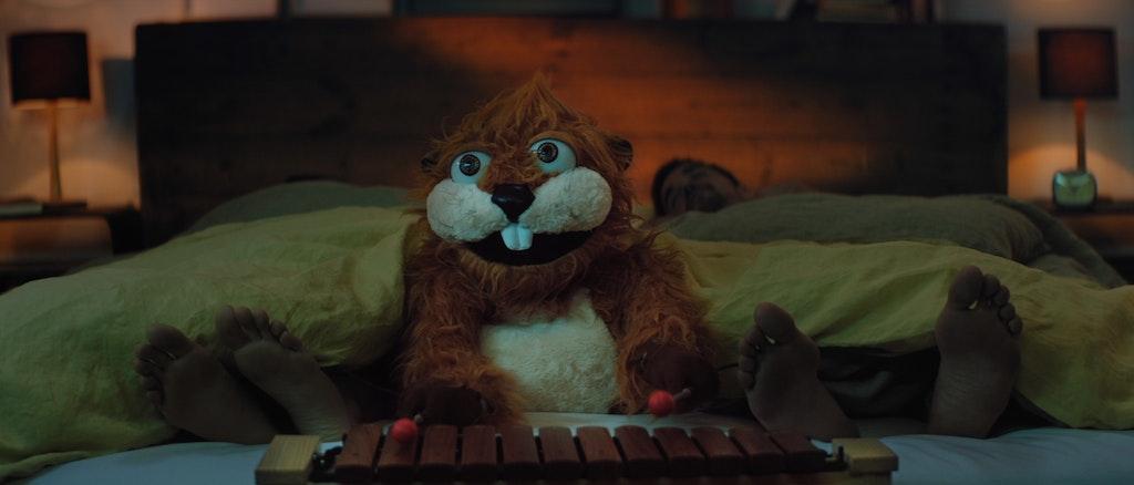 """Marmota """"Carlos"""""""