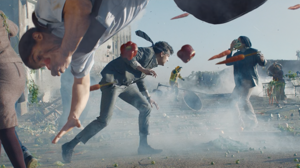 Veg Power / Dir: Ninian Doff / Pulse Films