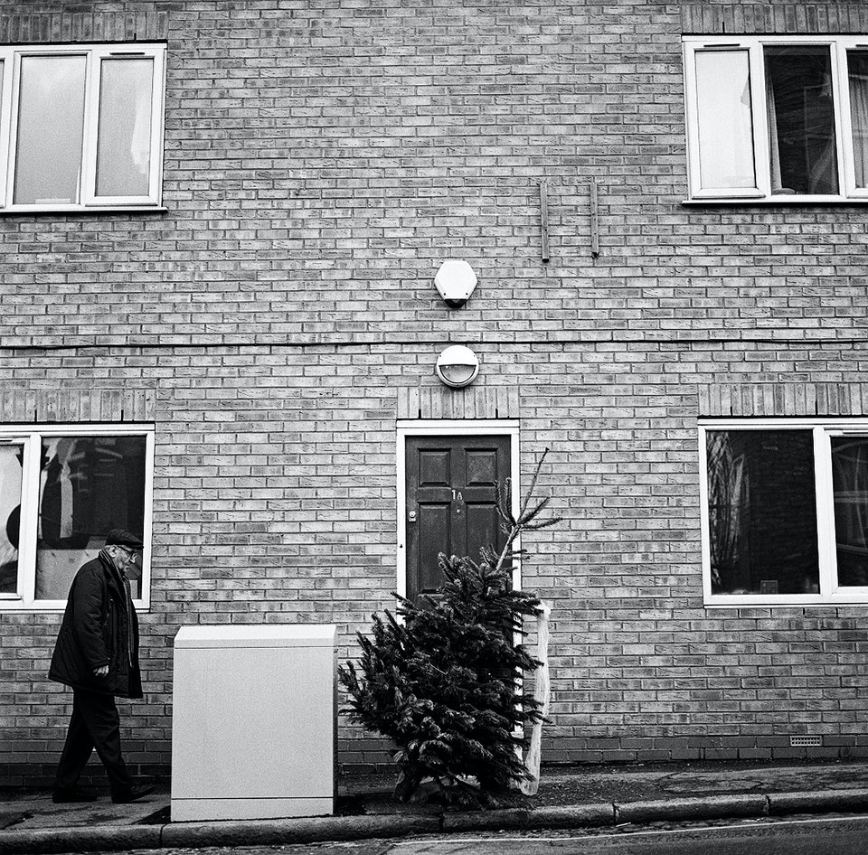 Website graded-13 - Stoke Newington. 120 Tri X 400.