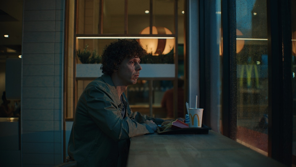 McDonald's - Me Time / Director: Billy Boyd Cape  / Academy Films