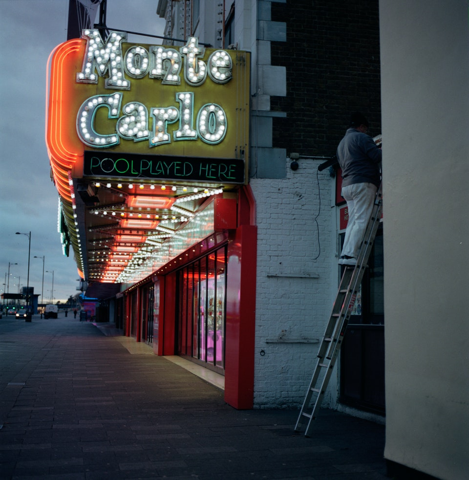 Website graded-23 - Monte Carlo. Southend on Sea. 120 Portra 400