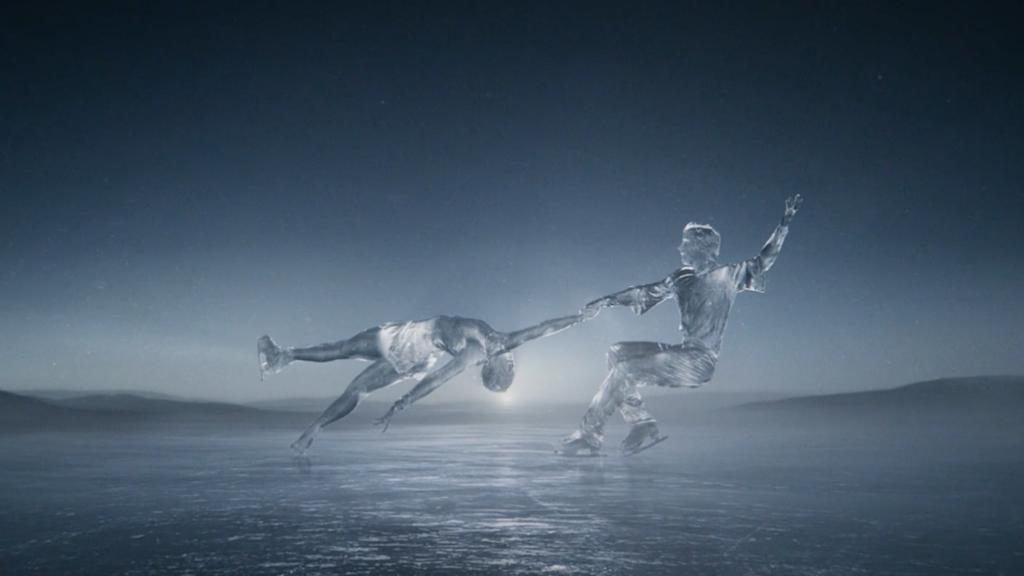 Toyota- Frozen / Dir: Patrick Clair / Elastic