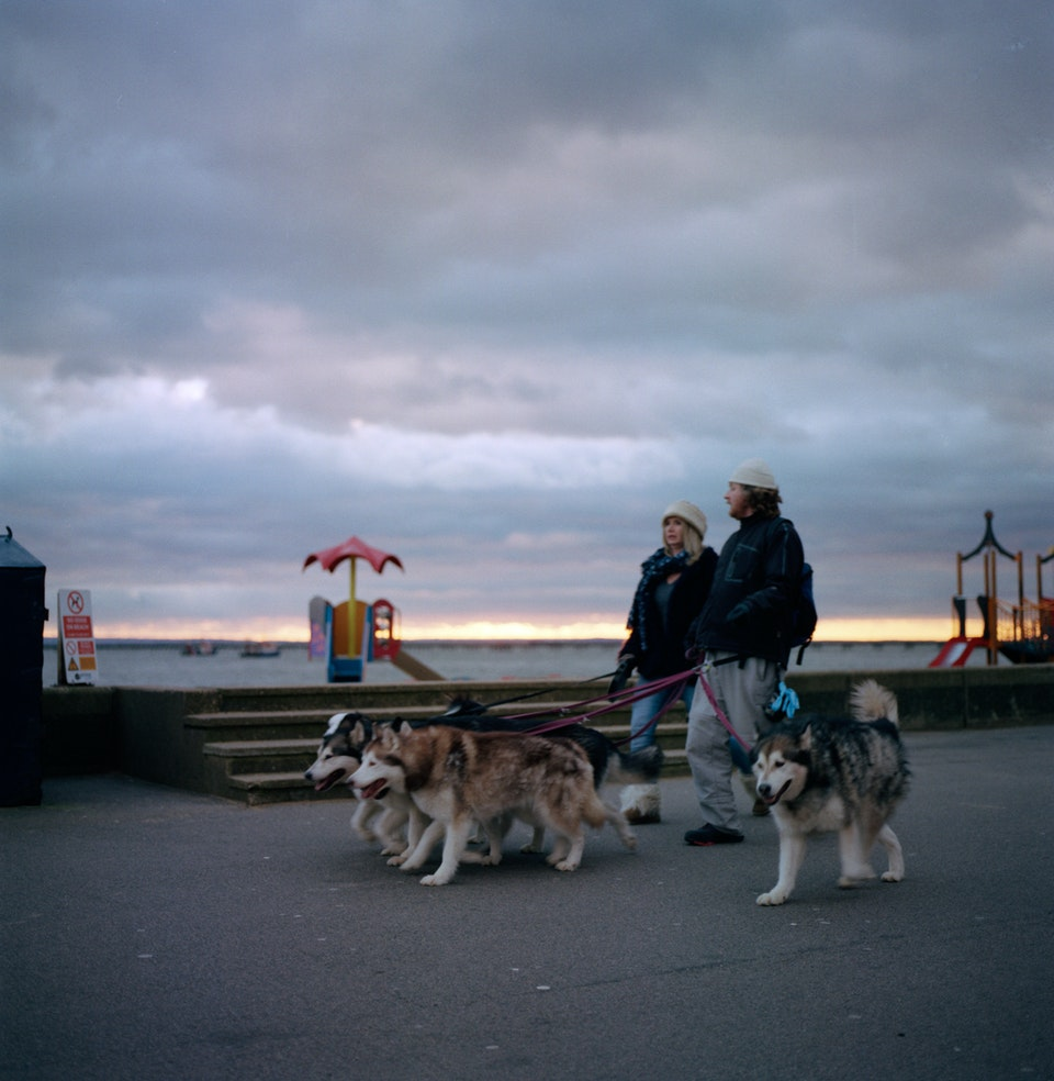 Website graded-25 - Southend on Sea. 120 Portra 400