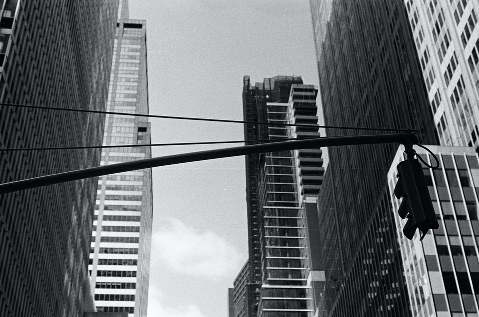 Website graded-36 - New York. 35mm Tmax 400.