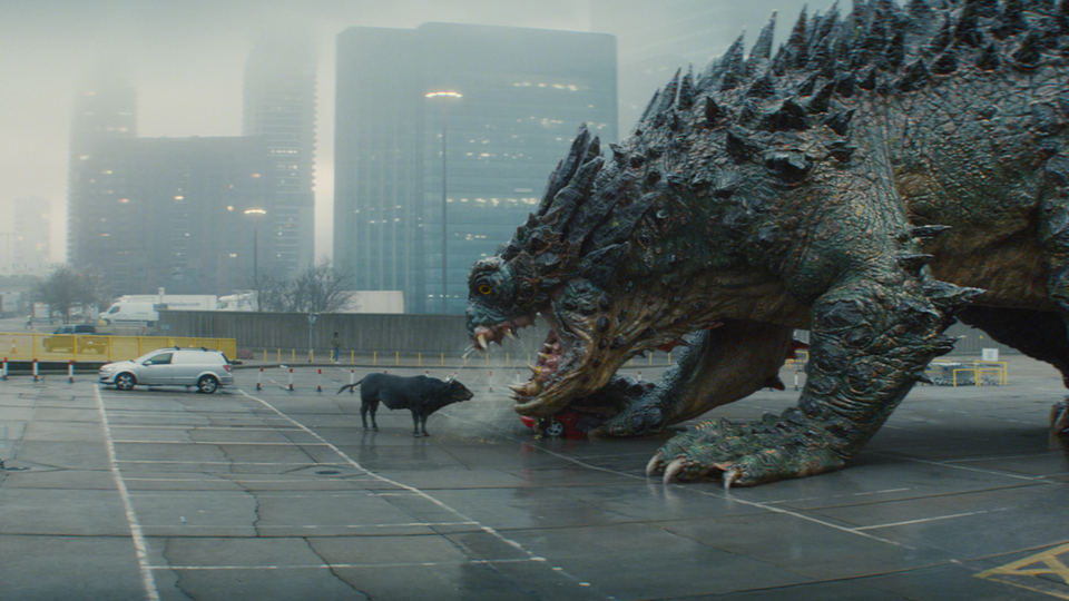 Money Supermarket 'Monster'  / Director: Diarmid Harrison- Murray / Untold Studios
