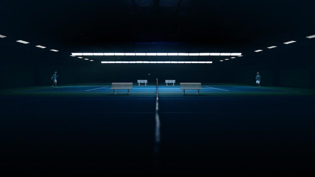 Credit Suisse- Roger vs Roger / Dir: Sarah Chatfield / Friend