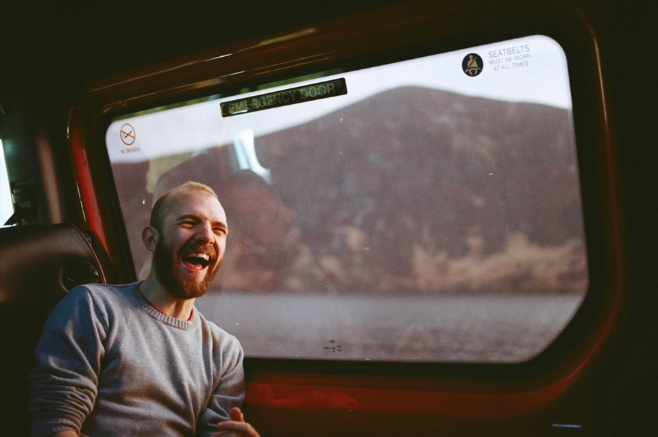 97470025 - The Highlands. Joe Connor. 35mm Portra 400.