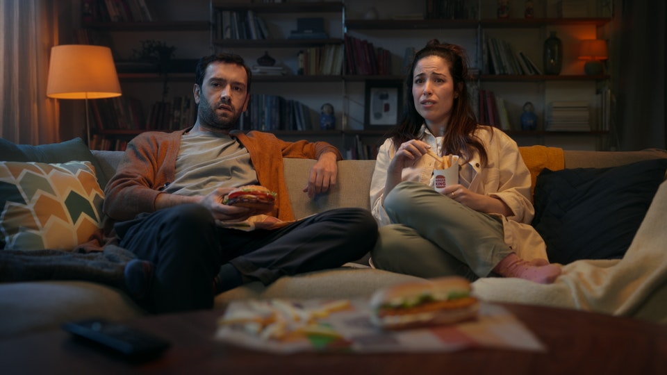 César Conti | Commercial & Film Director - Burger King + Rakuten