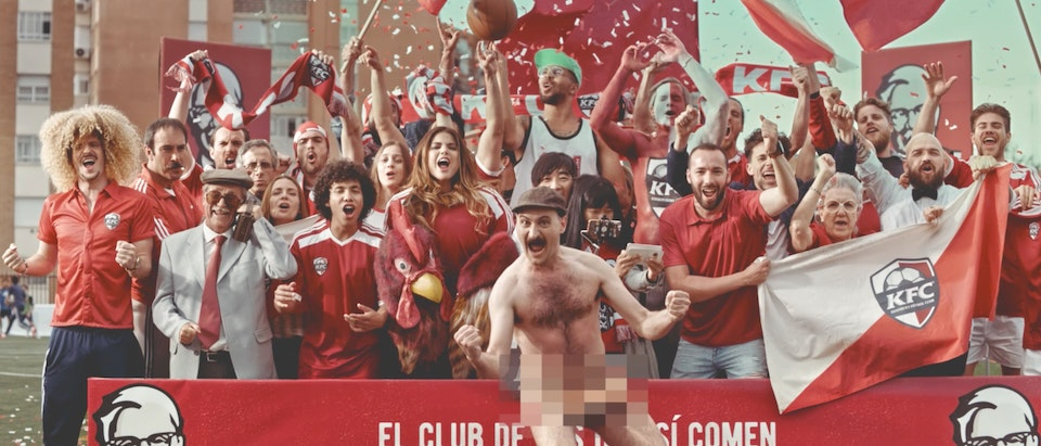 "KFC ""Kentucky Futbol Club"" #El11deGala"
