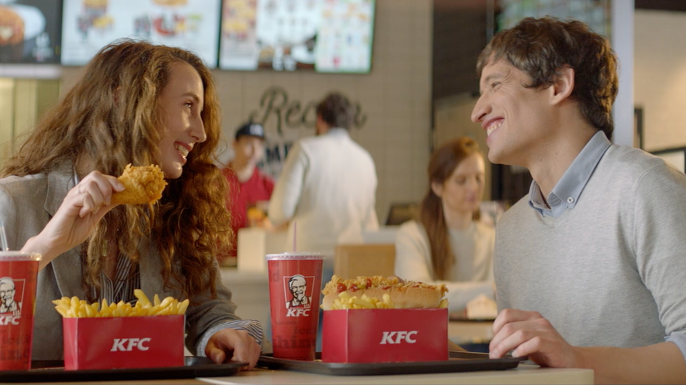 César Conti | Commercial & Film Director - KFC