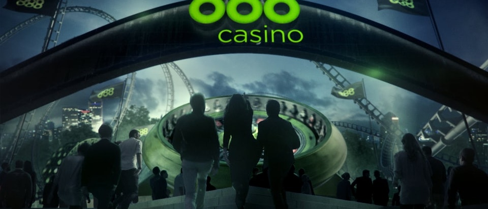 888 Casino TVC