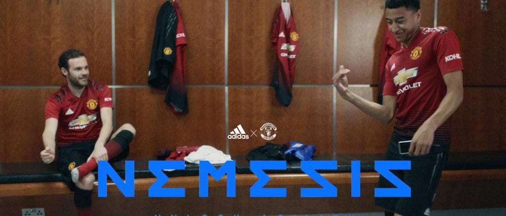 Adidas Nemeziz AW18 'Dance Off' Ft. Jesse Lingard & Juan Mata