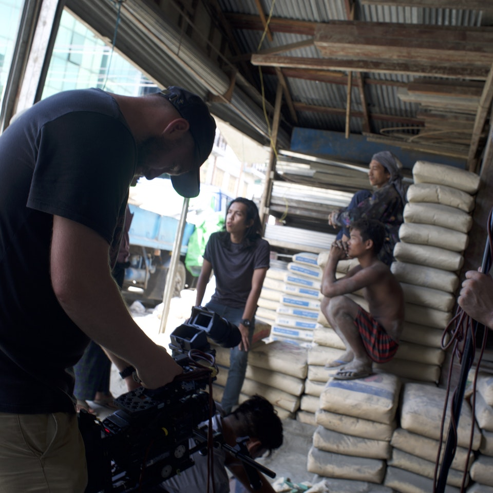 ON SET myanmar1