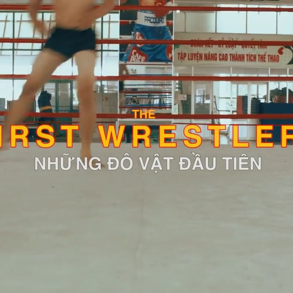 DIRECTOR: DOCUMENTARIES THE FIRST WRESTLERS : documentary