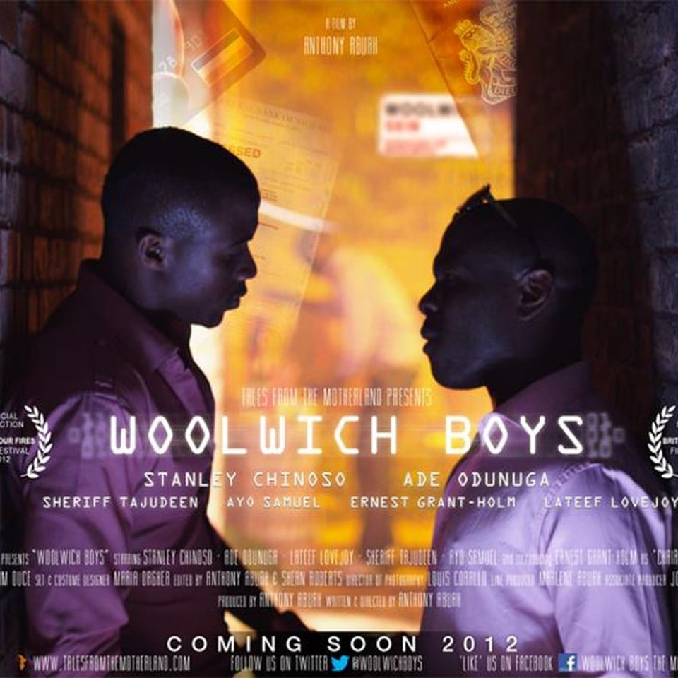CINEMATOGRAPHY 'Woolwich Boys' feature film trailer