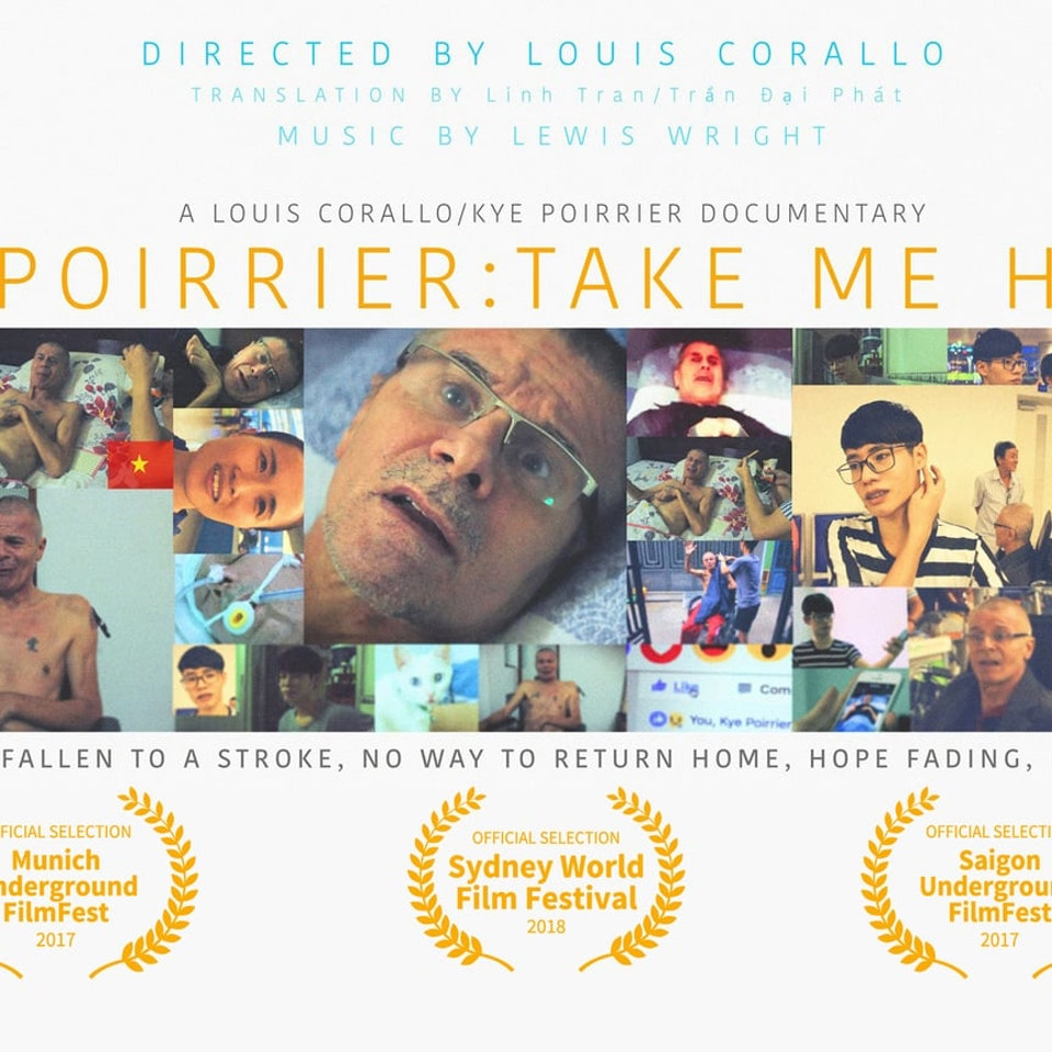 DIRECTOR: DOCUMENTARIES TAKE ME HOME: documentary trailer